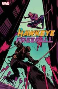 Hawkeye Free Fall #2