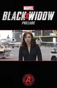 Marvels Black Widow Prelude #1