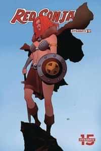 Red Sonja #12 CVR C Pham