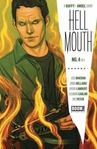 Buffy Vampire Slayer Angel Hellmouth #4 CVR A Frison