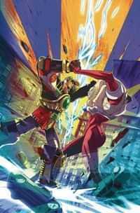 Go Go Power Rangers #27 CVR A Carlini