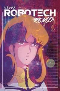Robotech Remix #4 CVR B Nicuolo