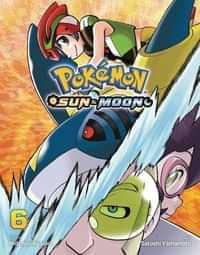 Pokemon GN Sun and Moon V6