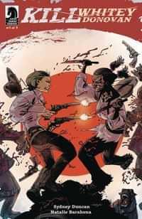 Kill Whitey Donovan #1 CVR A Pearson
