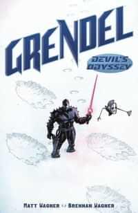 Grendel Devils Odyssey #3 CVR A Wagner