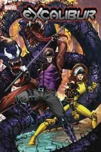 Excalibur #4 Variant Ngu Venom Island