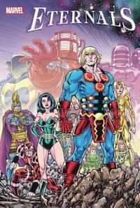 Eternals one-Shot Secrets From Marvel Universe (reprints)