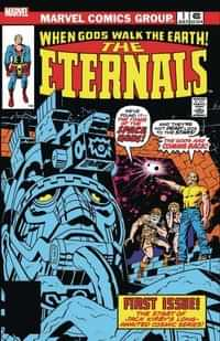 Eternals #1 Facsimile Edition