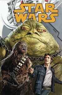 True Believers One-Shot Star Wars Hutt Run #1