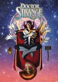 Doctor Strange TP Mark Waid Choice