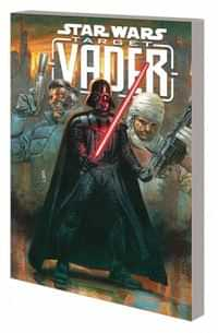 Star Wars TP Target Vader