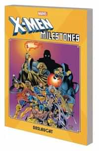 X-Men TP Milestones Onslaught