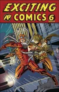 Exciting Comics #6 CVR A Olesco