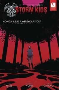Storm Kids Monica Bleue Werewolf Story #1