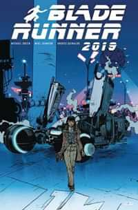 Blade Runner 2019 #5 CVR A Pope
