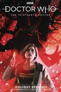 Doctor Who 13th Holiday Special 2019 #2 CVR A Caranfa