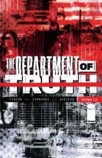 Department Of Truth #4 CVR A Simmonds