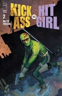 Kick-ass Vs Hit-girl #2 CVR A Romita Jr