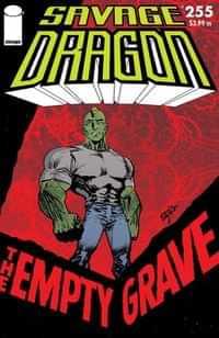 Savage Dragon #255 CVR A Larsen