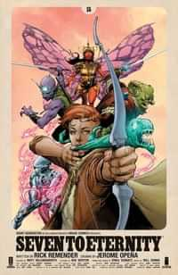 Seven To Eternity #15 CVR A Opena and Hollingsworth