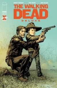 Walking Dead #5 Deluxe Edition CVR A Finch and Mccaig
