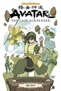 Avatar Last Airbender TP Rift Omnibus Edition