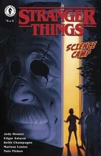 Stranger Things Science Camp #4 CVR A Kalvachev