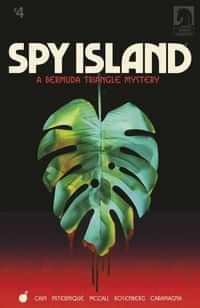 Spy Island #4 CVR A Miternique