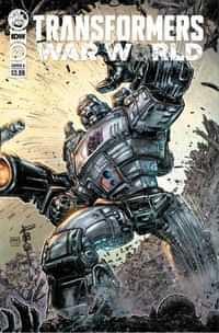 Transformers #26 CVR A Williams II