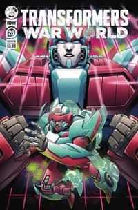 Transformers #26 CVR B Monfort
