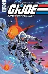 GI Joe #278 A Real American Hero CVR A Schoening