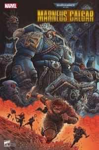 Warhammer 40k Marneus Calgar #3
