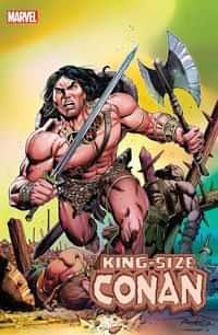 King-size Conan #1 Variant Pacheco