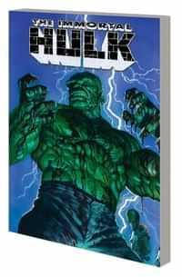 Immortal Hulk TP Keeper Of The Door