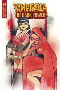 Vampirella Dark Powers #1 CVR B Momoko