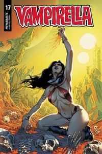 Vampirella #17 CVR B Timpano