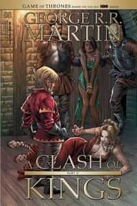 George RR Martin A Clash Of Kings #10 CVR A Miller