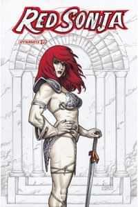 Red Sonja #22 CVR B Linsner