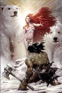 Cimmerian Frost Giants Daughter #1 CVR C Anacleto