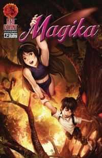 Magika #2 CVR A Tortosa and Cheng