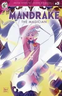 Legacy Of Mandrake The Magician #3