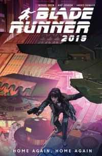 Blade Runner TP Home Again Home Again