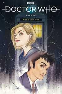 Doctor Who Comics #2 CVR A Momoko