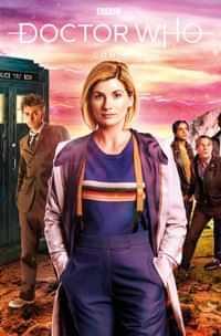 Doctor Who Comics #2 CVR B Photo