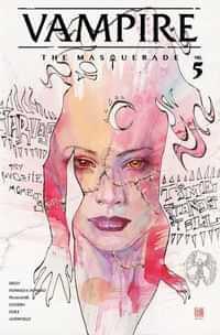 Vampire The Masquerade #5 CVR B Mack