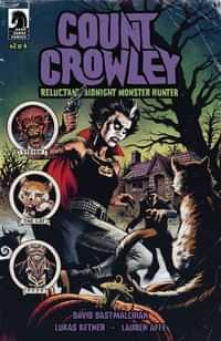Count Crowley Reluctant Monster Hunter #2