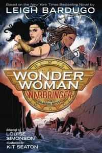 Wonder Woman TP Warbringer