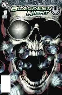 DC Dollar Comics Blackest Night #1