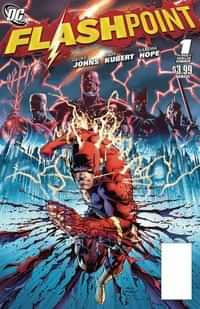 DC Dollar Comics Flashpoint #1