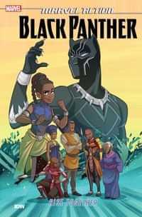 Marvel Action Black Panther TP Rise Together